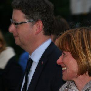 Heike Hofmann und Thorsten Schäfer-Gümbel