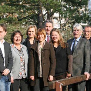 Abgeordnetengespräch am 06.03.2014 in Kranichstein