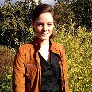 Janina Martin hat bei mir von August bis Oktober 2014 ein studentisches Praktikum absolviert.