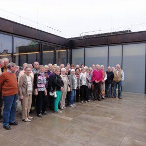 Besuch der Arbeiterwohlfahrt Mühltal im Hessischen Landtag