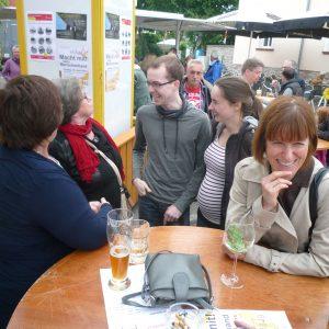 Am 16.05.2015 besuche ich das Museumsfest in Griesheim