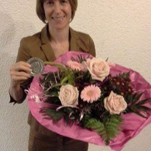Am 17. Oktober 2015 wurde ich als verdiente Bürgerin der Stadt Weiterstadt geehrt