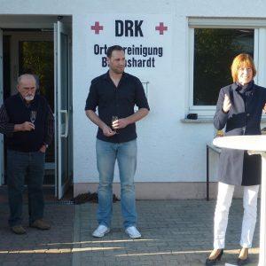 Rede anlässlich des Abschlusses der Dachsanierung des DRK-Braunshardts