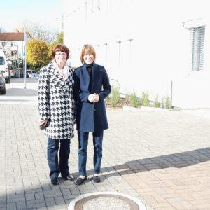 Besuch der Schutzambulanz in Fulda